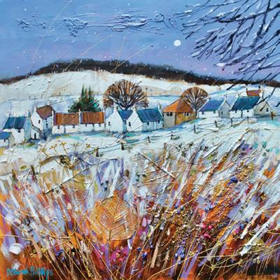 Wintery Day at Brunton
