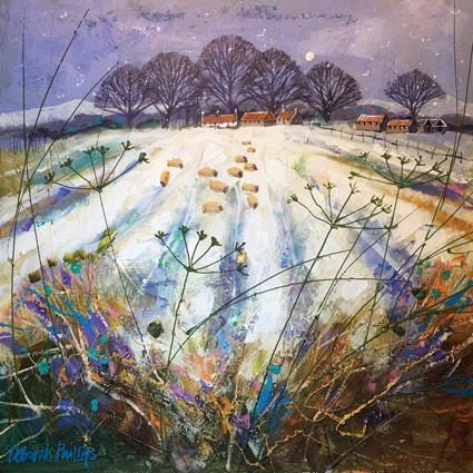 Snowy Auchtermuchty Flock