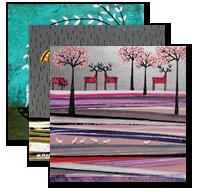 Nikki Monaghan Cards
