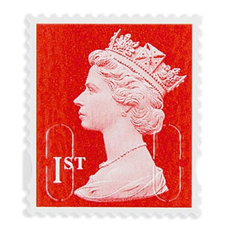 Royal Mail First Class Stamp